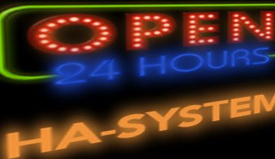 Dagens IT-system ställer höga krav på tillgänglighet