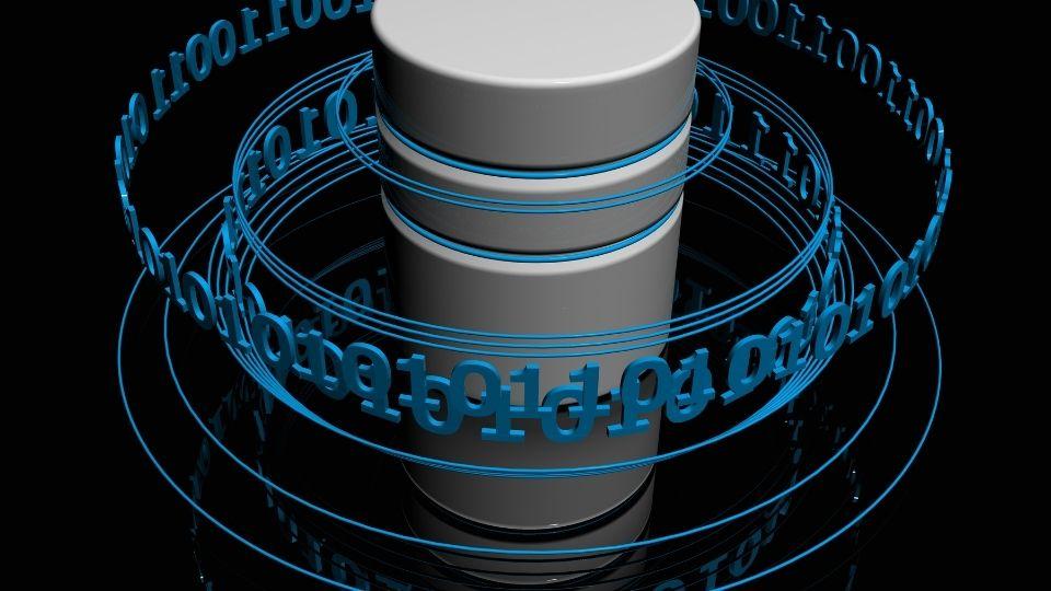 Vad innebär det att flytta en databas